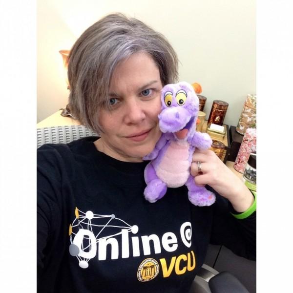 Professor Figment, Lisa Phipps Before