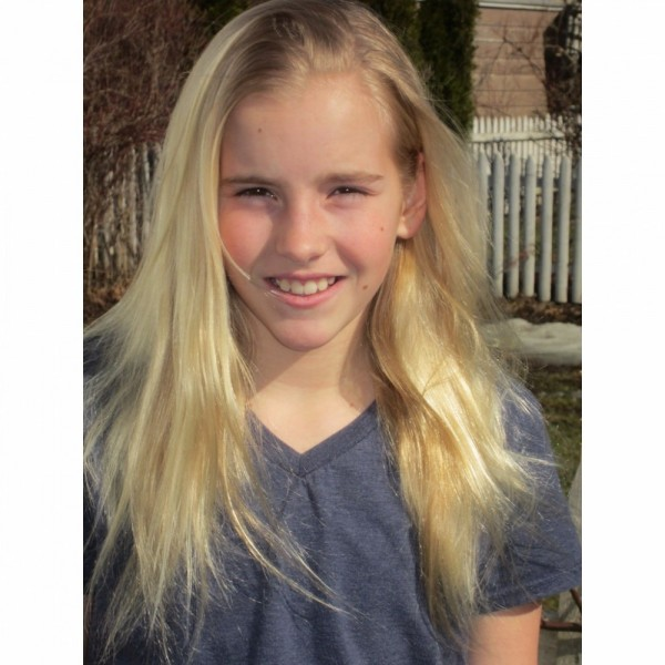 Maddie B. Before