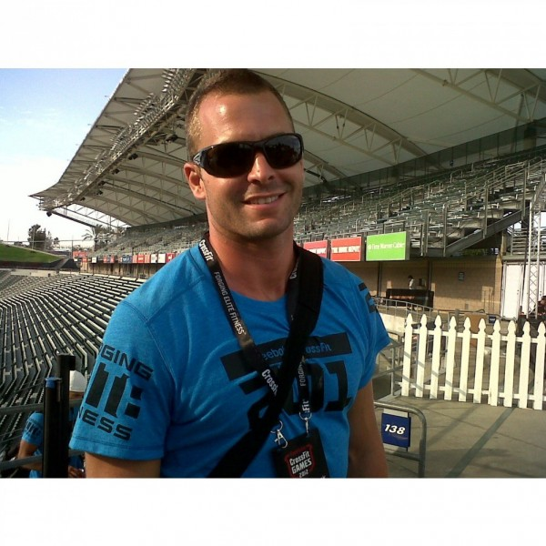Chris Spigner Before
