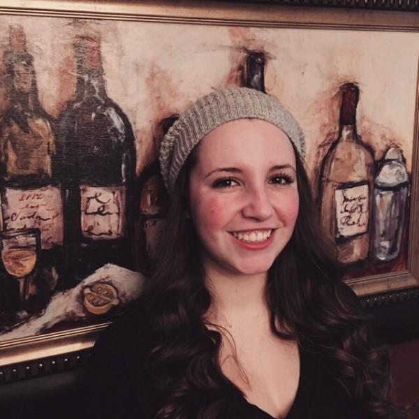 Chloe Christensen Before