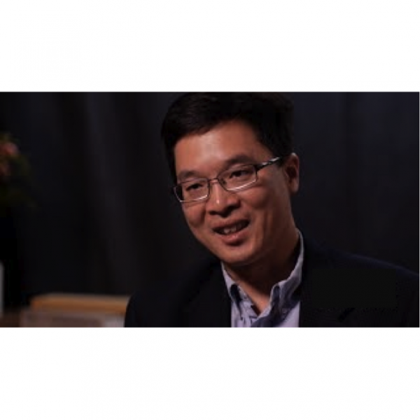 Alex Huang, MD, PhD - St. Baldrick's Scholar Before