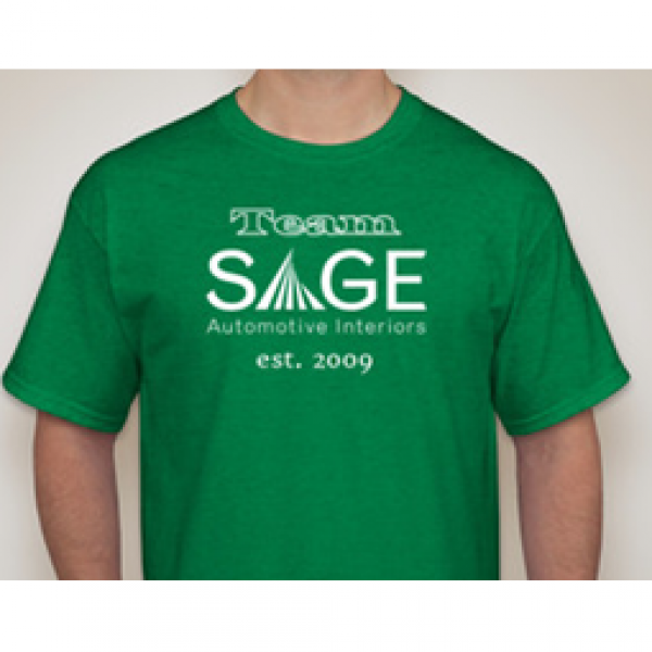 Team Sage Sponsorship T-shirt Avatar