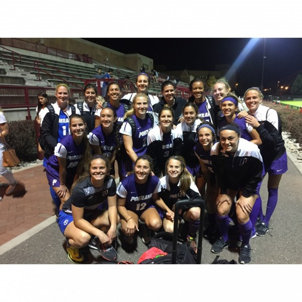 University of Portland Women's Soccer Avatar