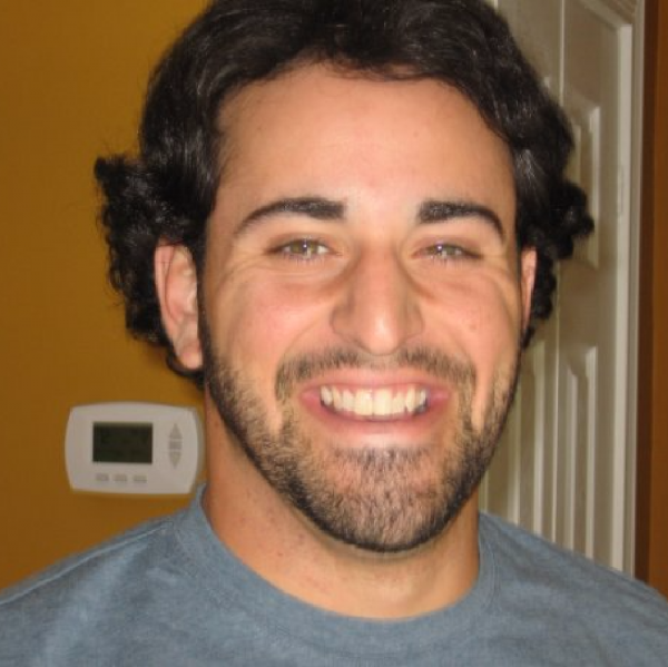 Brett Damato Before