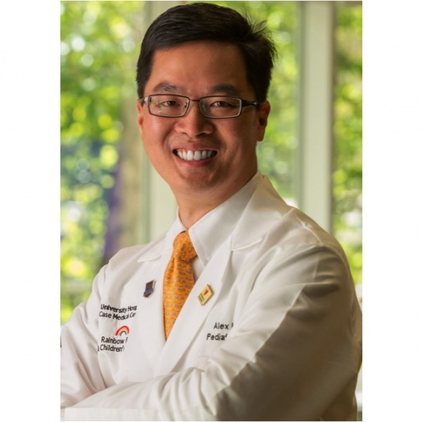 Sir Alex Huang, MD, PhD Before