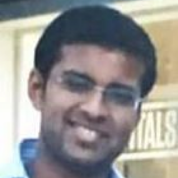 Ratheesvar Mohan Before