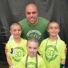 Drew, Brady, Cody, Trey Haddad photo