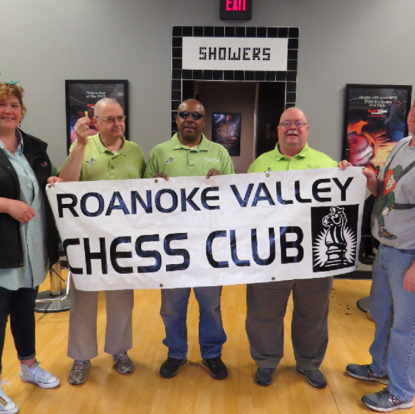Roanoke Valley Chess Club After