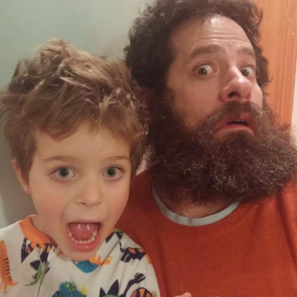 Jake & Declan Roth Before