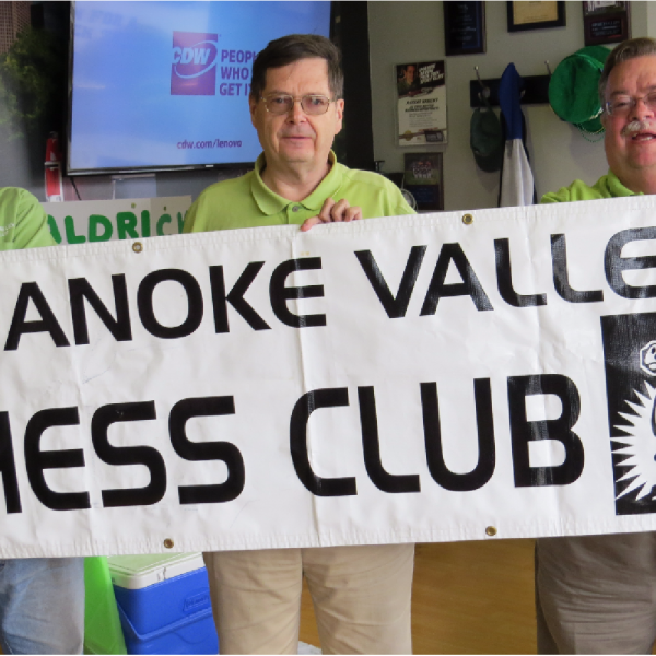 Roanoke Valley Chess Club Before