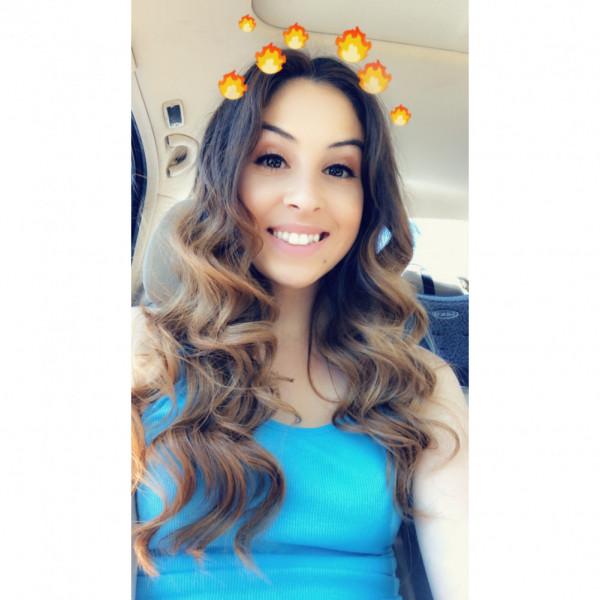 Amanda Garcia Before