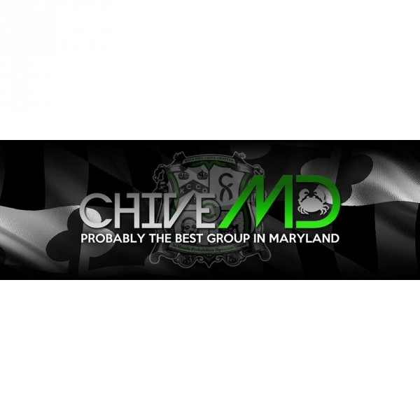 theChive Maryland Team Logo