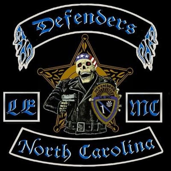 Tarheel Defenders LEMC Team Logo