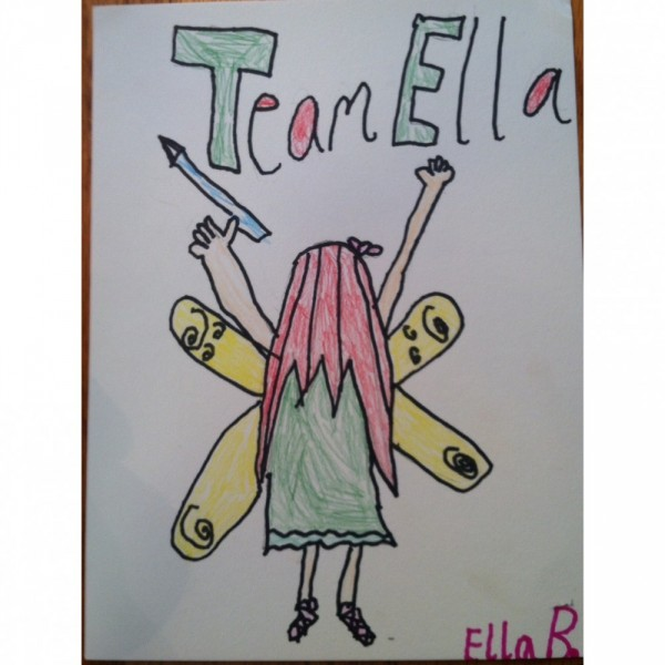 Team Ella Team Logo