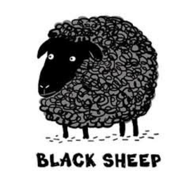 Black Sheep Team Logo
