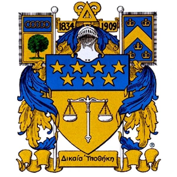Delta Upsilon Team Logo