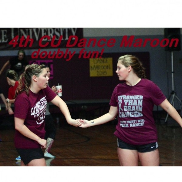 4th CU Dance Maroon Team Logo
