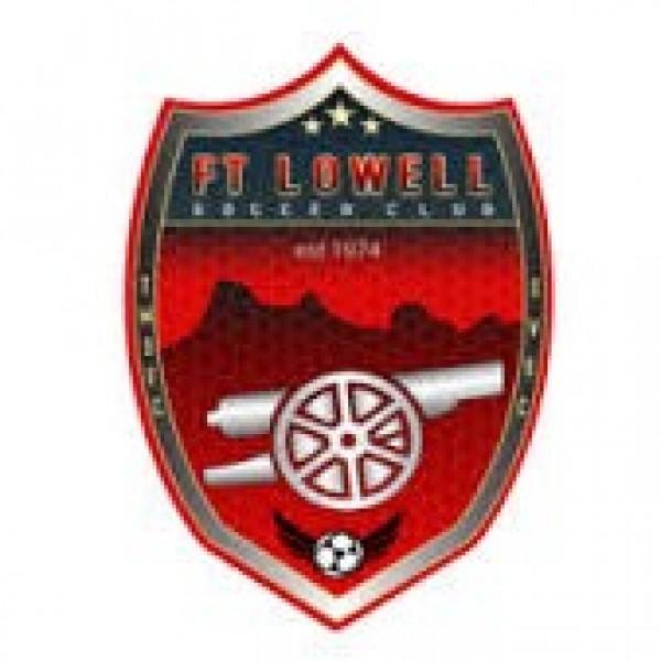 Fort Lowell Soccer Club Team Logo