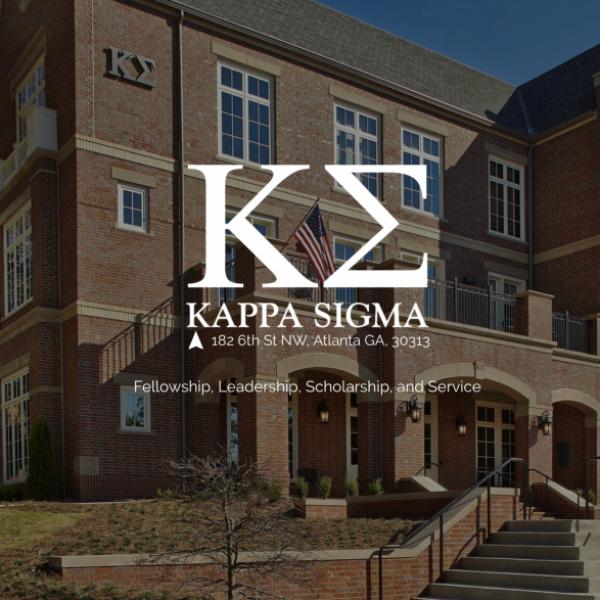 Kappa Sigma Team Logo