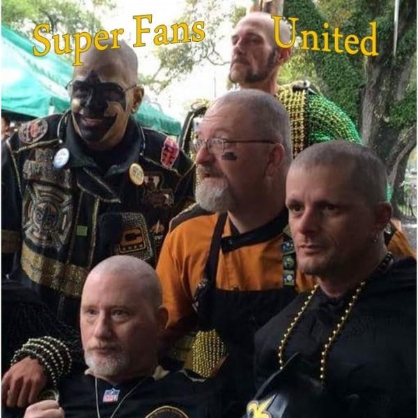 Super Fans United Team Logo