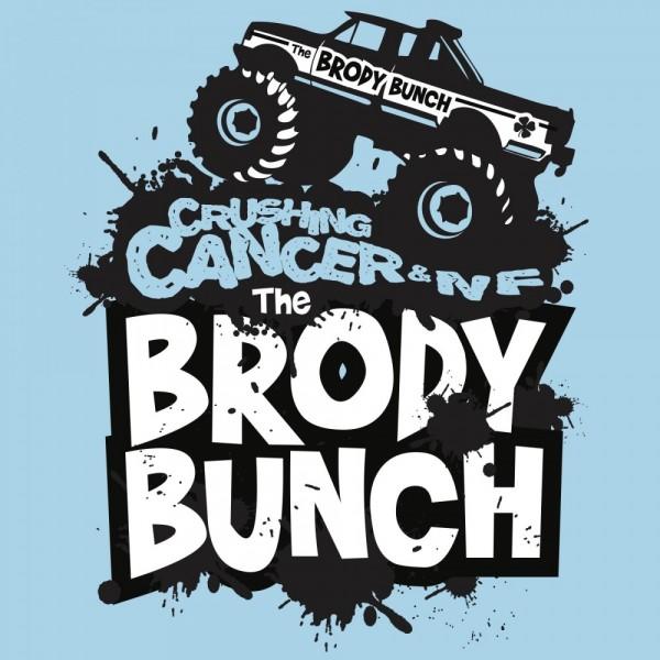 THE BRODY BUNCH Team Logo
