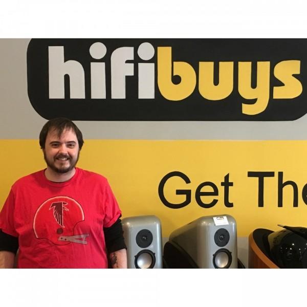 HiFi Buys Team Logo