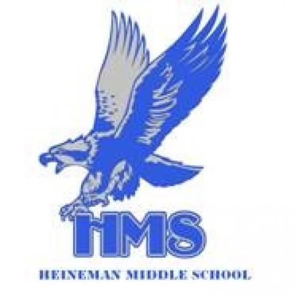 Heineman 8th Grade Team Logo