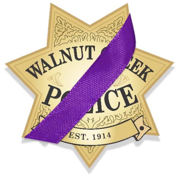 Walnut Creek PD Team Logo