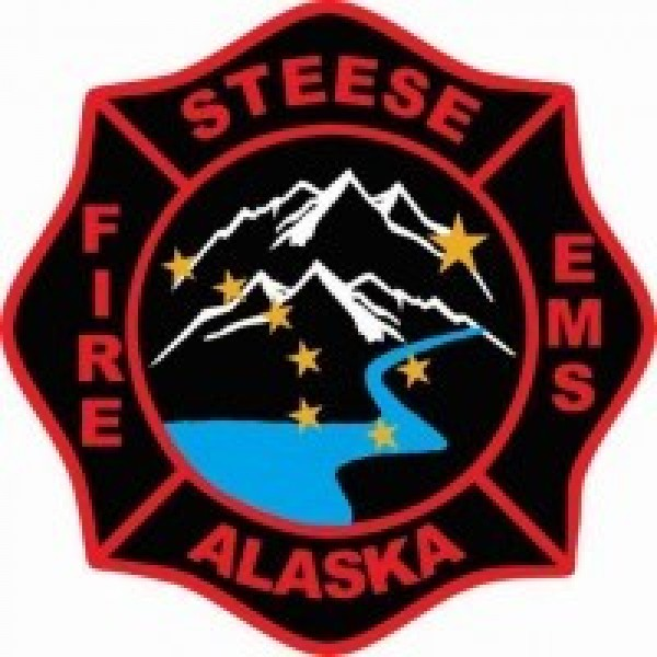 Steese VFD Team Logo