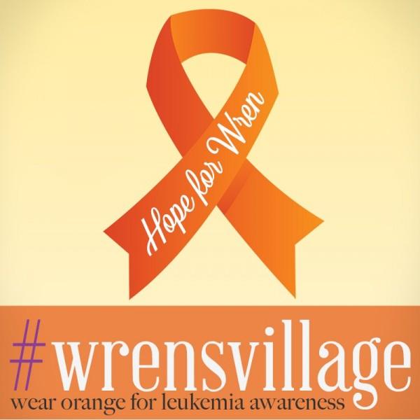 Wren's Village Team Logo