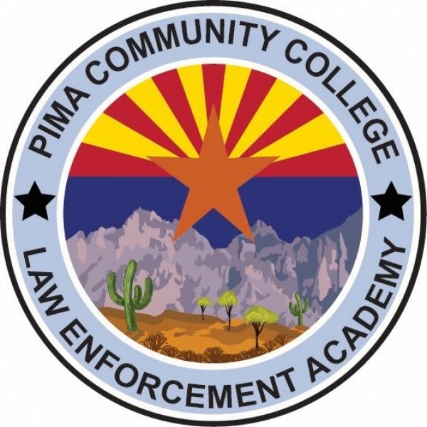 Pima Community College Law Enforcement Academy Team Logo