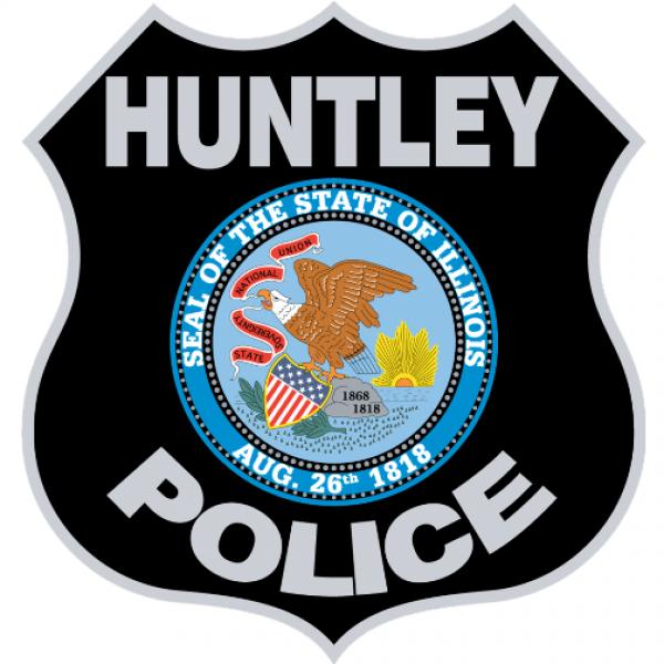 Huntley Police Department Team Logo