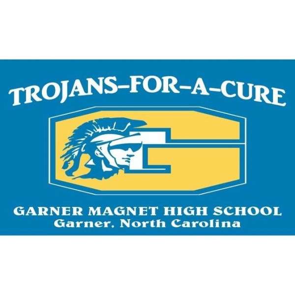Trojans-4-A-Cure Team Logo