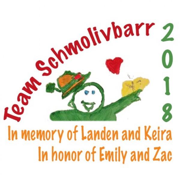 2018 Team Schmolivbarr Team Logo