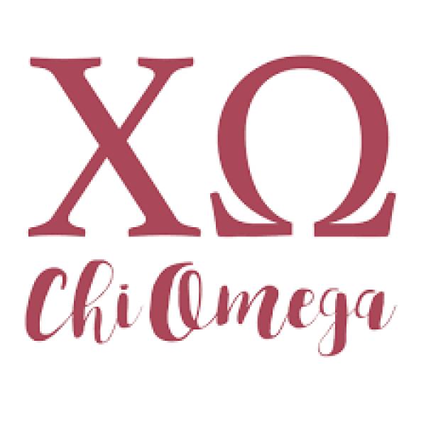 Chi Omega Team Logo