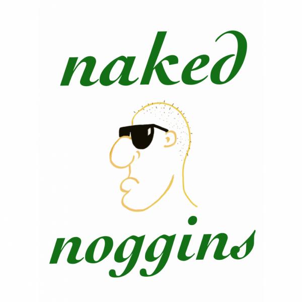 Naked Noggins Team Logo