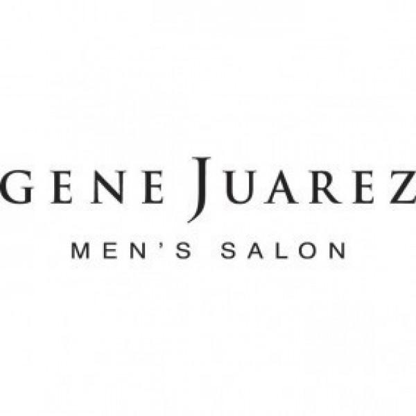 Gene Juarez Men's Salon Team Logo