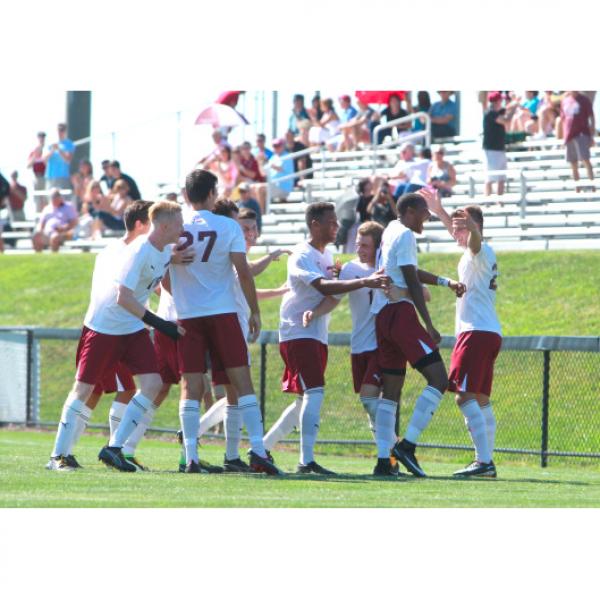 Lafayette Men's Soccer Team Logo