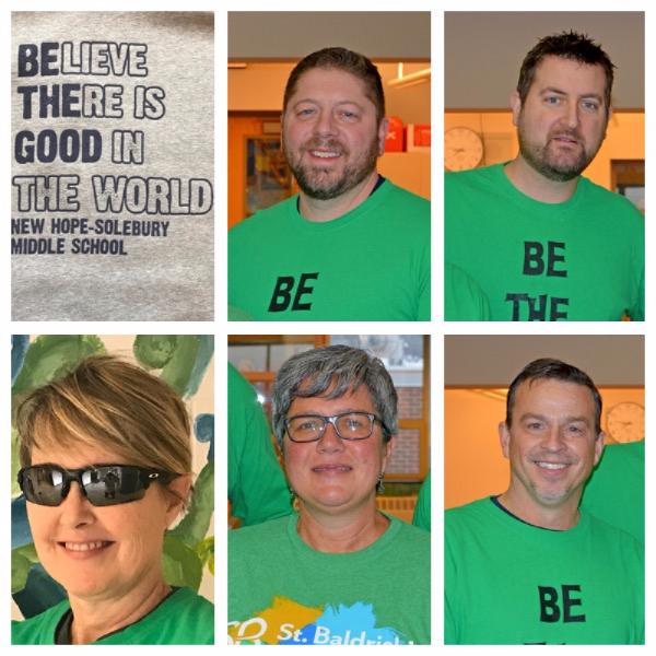 Be The Good - MS Team Team Logo