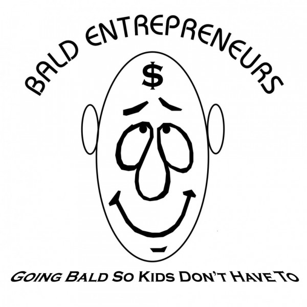 Bald Entrepreneurs Team Logo