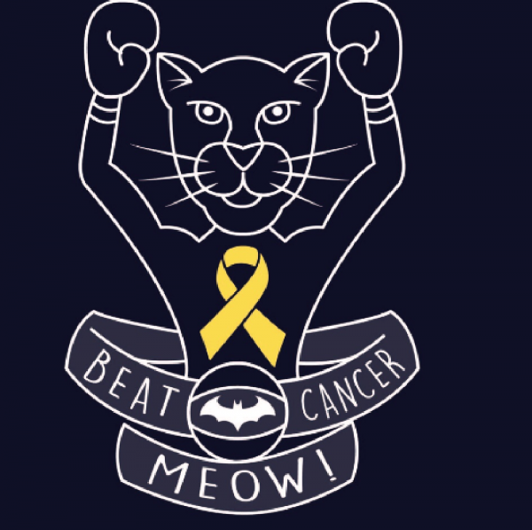 Beat Cancer, Meow Team Logo