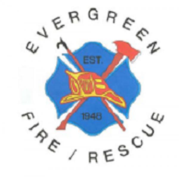 Evergreen Fire/Rescue Team Logo
