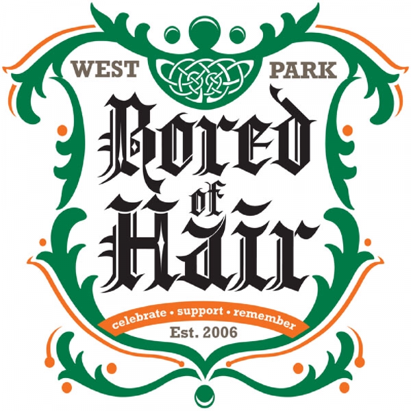 West Park Bored of Hair Team Logo