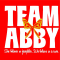TEAM ABBY Team Photo