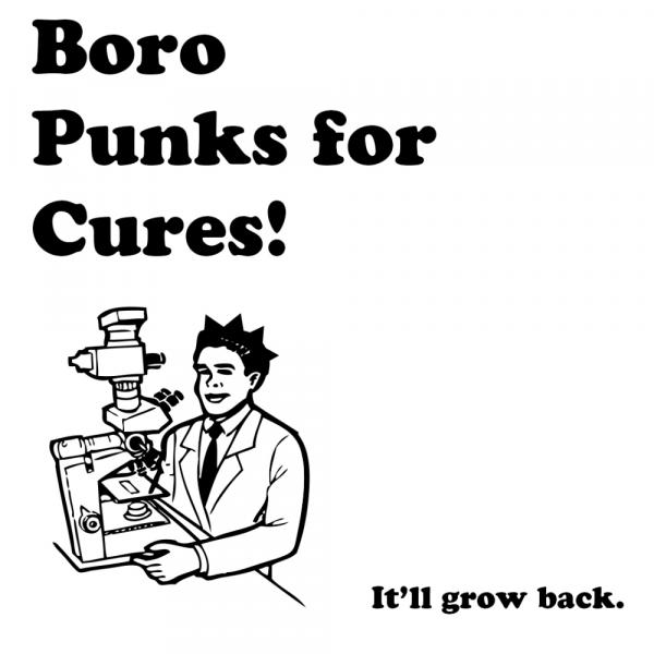 Boro Punks for Cures Team Logo