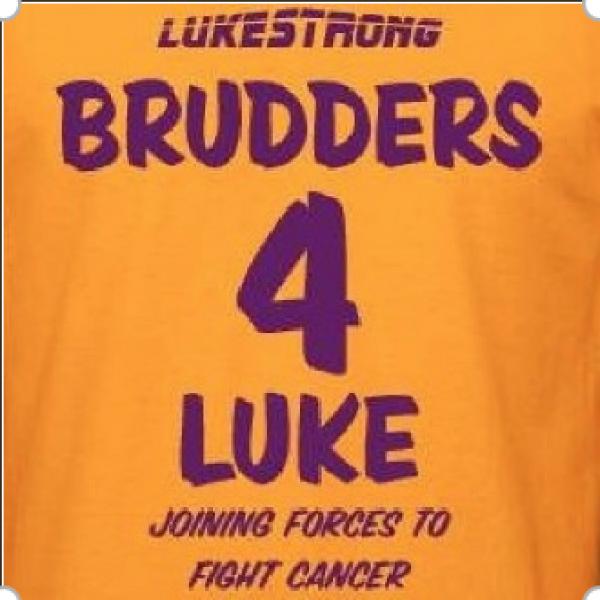 Brudders4Luke Team Logo
