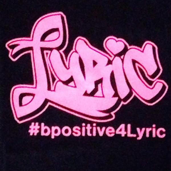 Bpositive4Lyric Team Logo