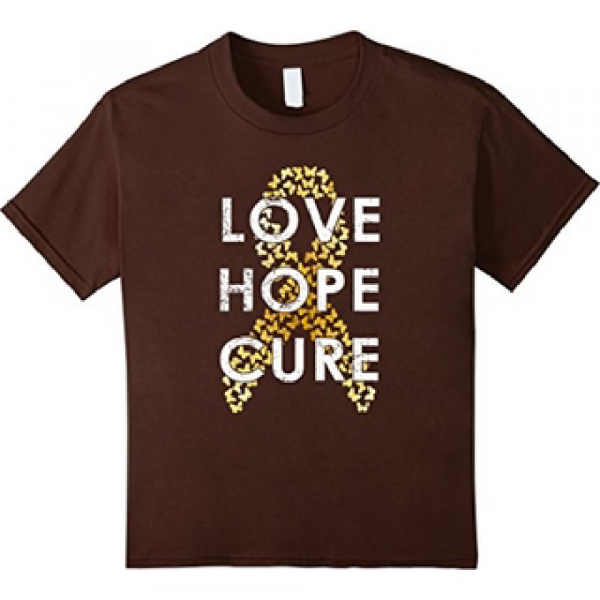 TEAM LOVE HOPE CURE Team Logo