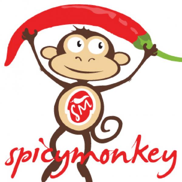 Spicy Monkeys Team Logo