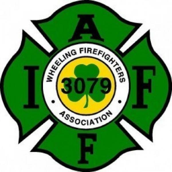 Wheeling Firefighters Local 3079 Team Logo
